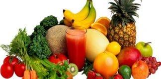 alimentation antioxydante