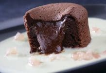 molleux au chocolat