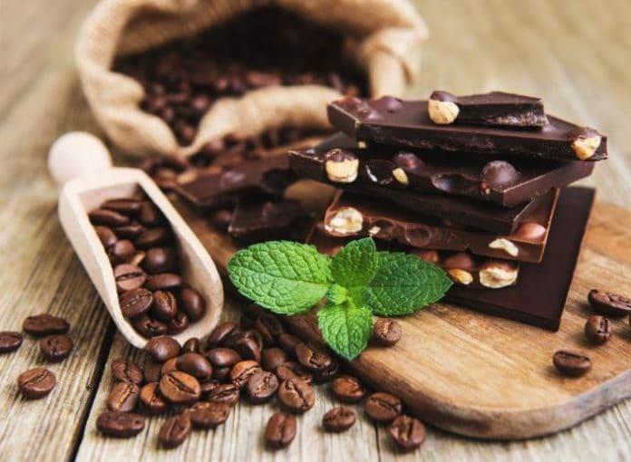 image chocolat noisette