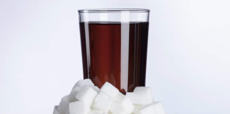 Sodas pendant l'enfance, surpoids à l'adolescence