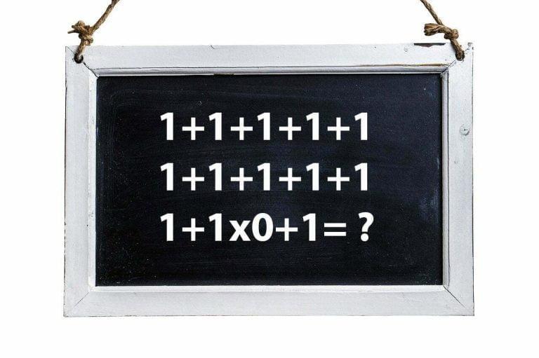Mettez votre QI à l'épreuve: faîtes vous partie des 10% de la population à pouvoir résoudre cette énigme