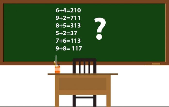 Résolvez ce problème pour savoir si votre QI est au-dessus de 150 !