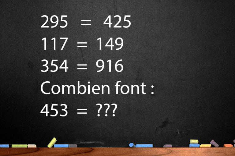 Voici l' énigme mathématique la plus difficiles du web !!!Saurez-vous la résoudre ?